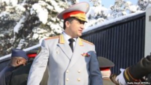 general halim nazarzoda for security from radio ozodi