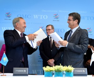 kazakhstan in wto for business section from astanatimes
