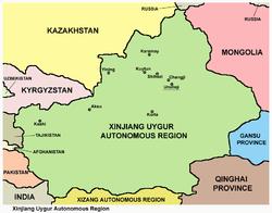 250px-Xinjiang_map