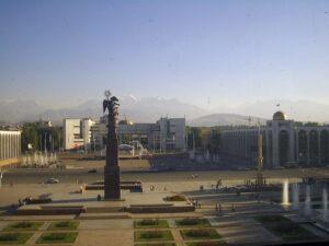 E7904-Bishkek-Ala-Too-Square