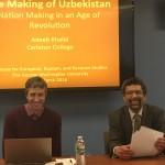Узбекистан – рождение нации в эпоху революции