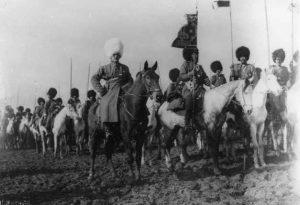 Teke_Horse_Regiment