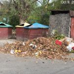 мусорка во дворах