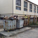 школьная мусорка