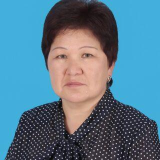 Джаныл Боконтаева